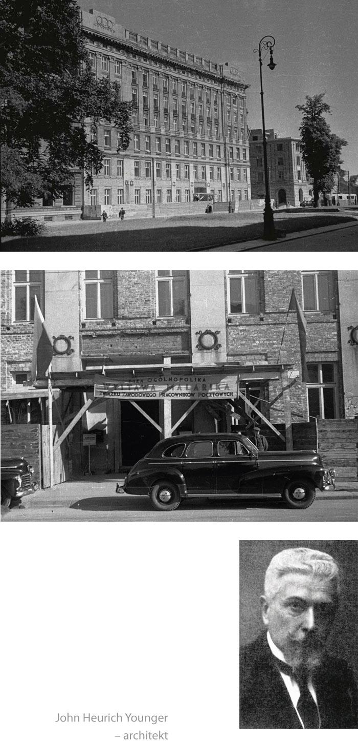 Małachowski Square - Kamienica Raczyńskiego