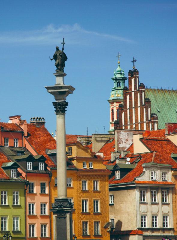 Małachowski Square - Stare Miasto