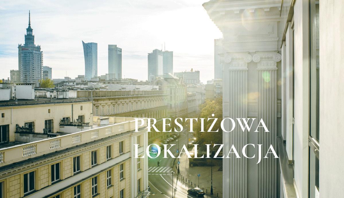 Małachowski Square - Prestiżowa Lokalizacja