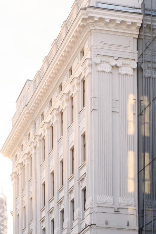 Małachowski Square - Facade