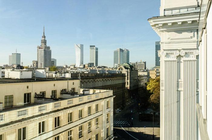 Małachowski Square - Investors