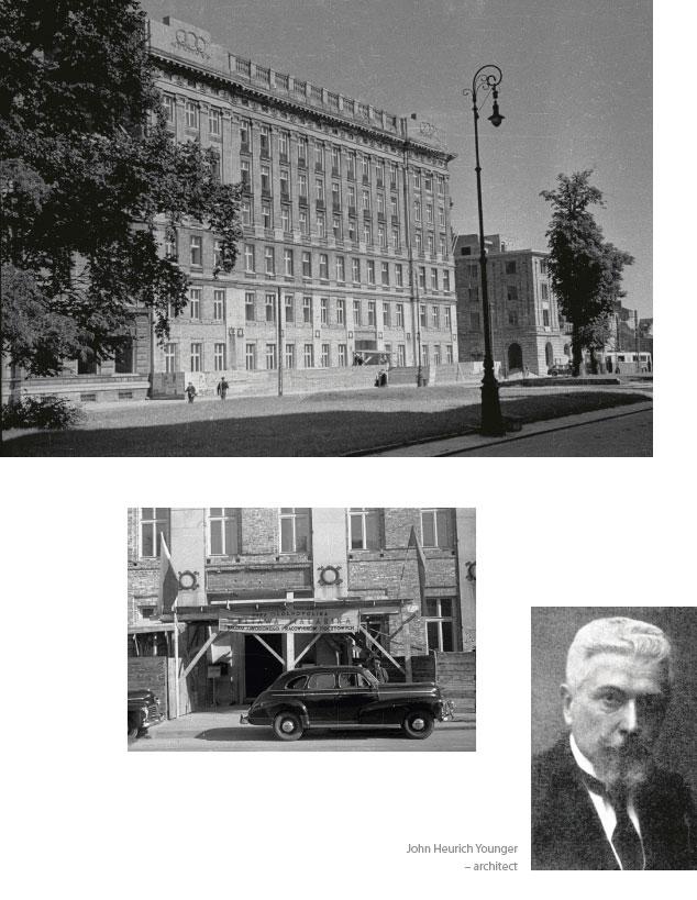 Małachowski Square - Raczyński Residence